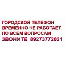 Звоните 89273772021